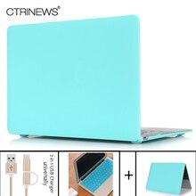 Für macbook air 13 laptop tasche für apple macbook air pro retina 11 12 13 15 Für Mac buch 13,3 zoll Usb-kabel + tastatur-abdeckung