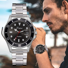 Top Brand Luxury Sport Quartz Wrist Watch Men Military Waterproof Watches Fashion Men Stainless Quartz Wristwatch Clock Male
