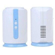 Home Health Ozone generator Sterilizer Skin care fridge Fruit Vegetables wardrobe car O3 Ionizer disinfect Fresh Air Purifier