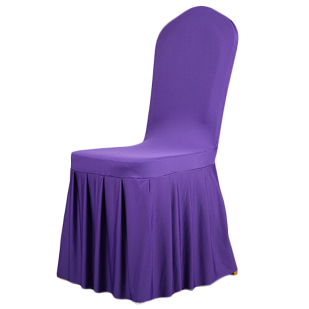 Chair Covers For Parties To Buy Hanging Chairs Johannesburg Universal Spandex China Weddings Decoration Party Dining Home Cover Hot Sale In From