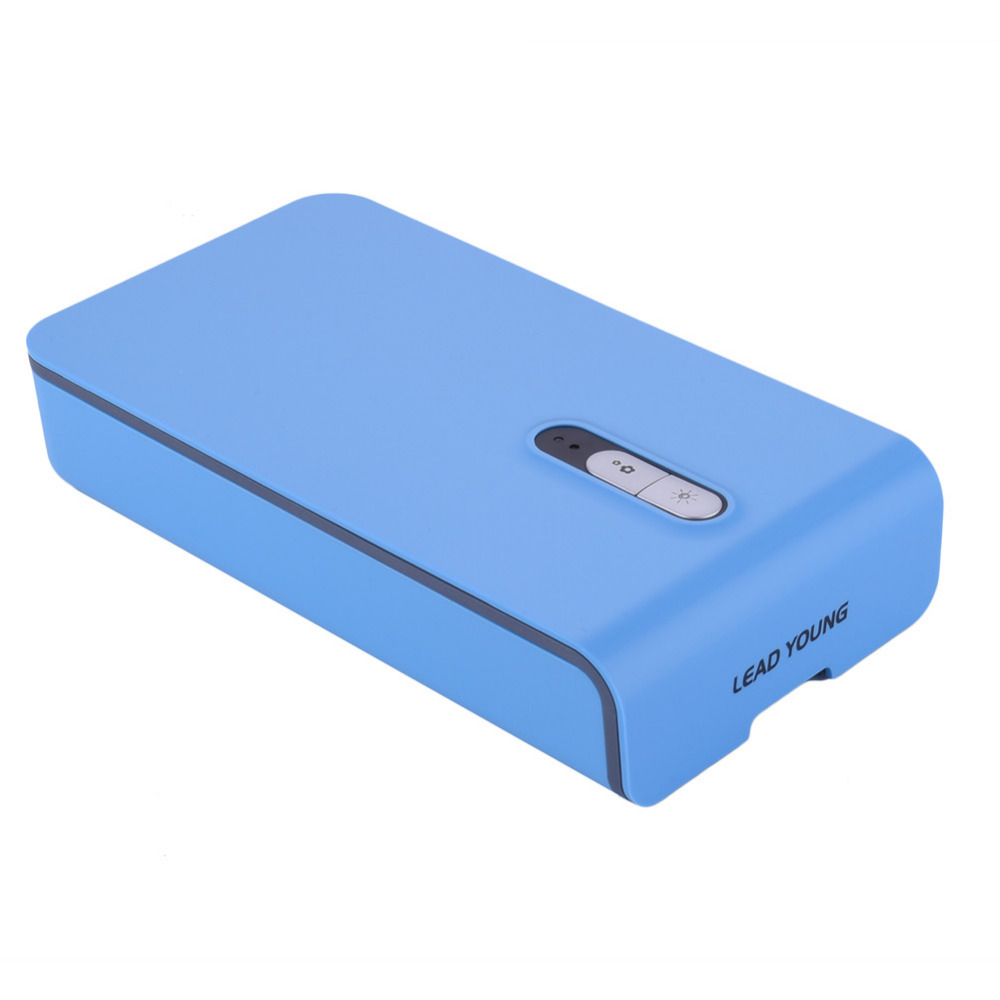 Mobile Phone Sterilizer Sanitizer 3 in 1 UV Light Smartphone Disinfector Aromatherapy Function USB Phone Charger