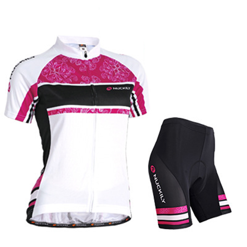 2019 bike jersey set Summer women cycling dress Bicycle clothes Mtb clothing Racing uniform Female outdoor sport suit maillot