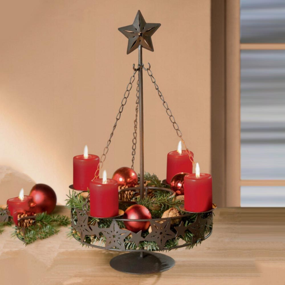 Long Chain Christmas Home Decoration Wire Iron Hollow ...