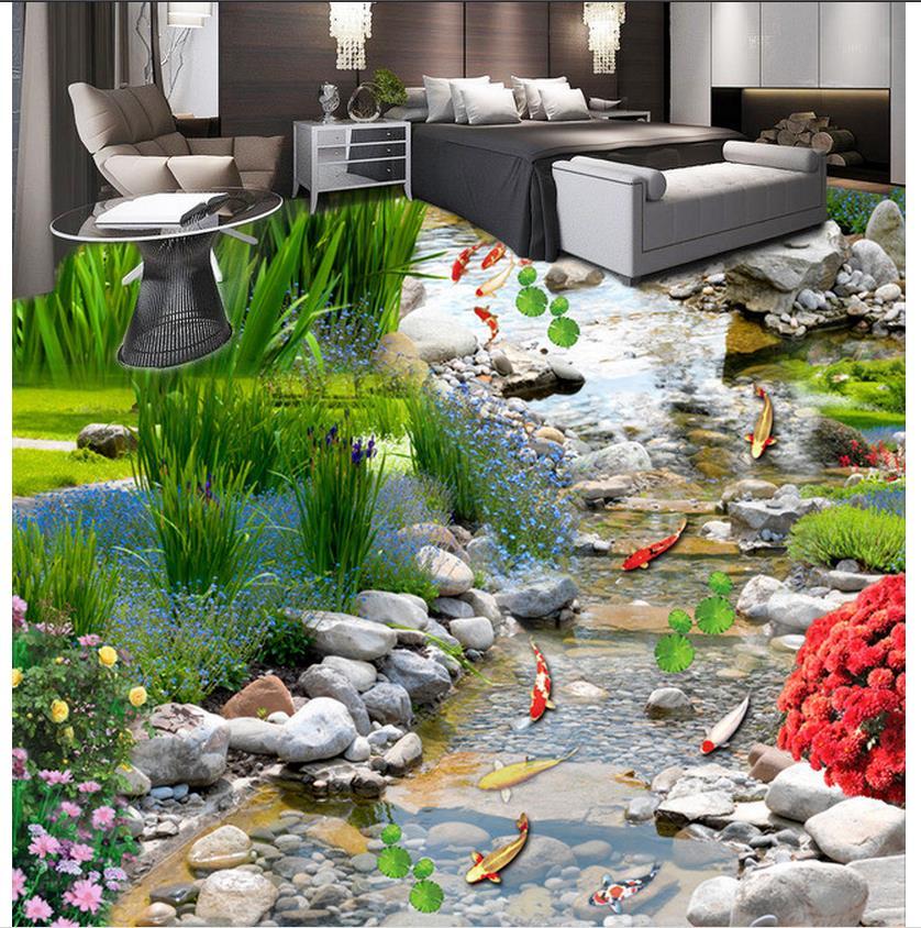 ヾ(^▽^)ノÀ prova d  água papel de parede para casa de banho Jardim ... 22dda8d8fb