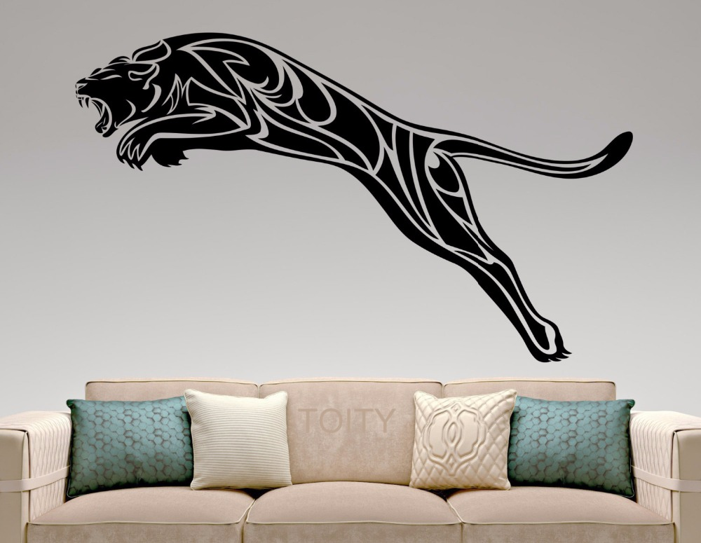 Compare prices on office interior online shopping buy low for Black panther mural