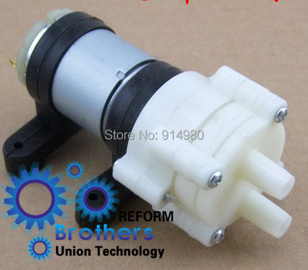New 3 12vlarge head 1 25m385 diaphragm pump flow 2 3lminmicro new 3 12vlarge head 1 25m385 diaphragm pump flow 2 3lminmicro circulation washing water pump oil pumptoy accessories in parts accessories from ccuart Gallery