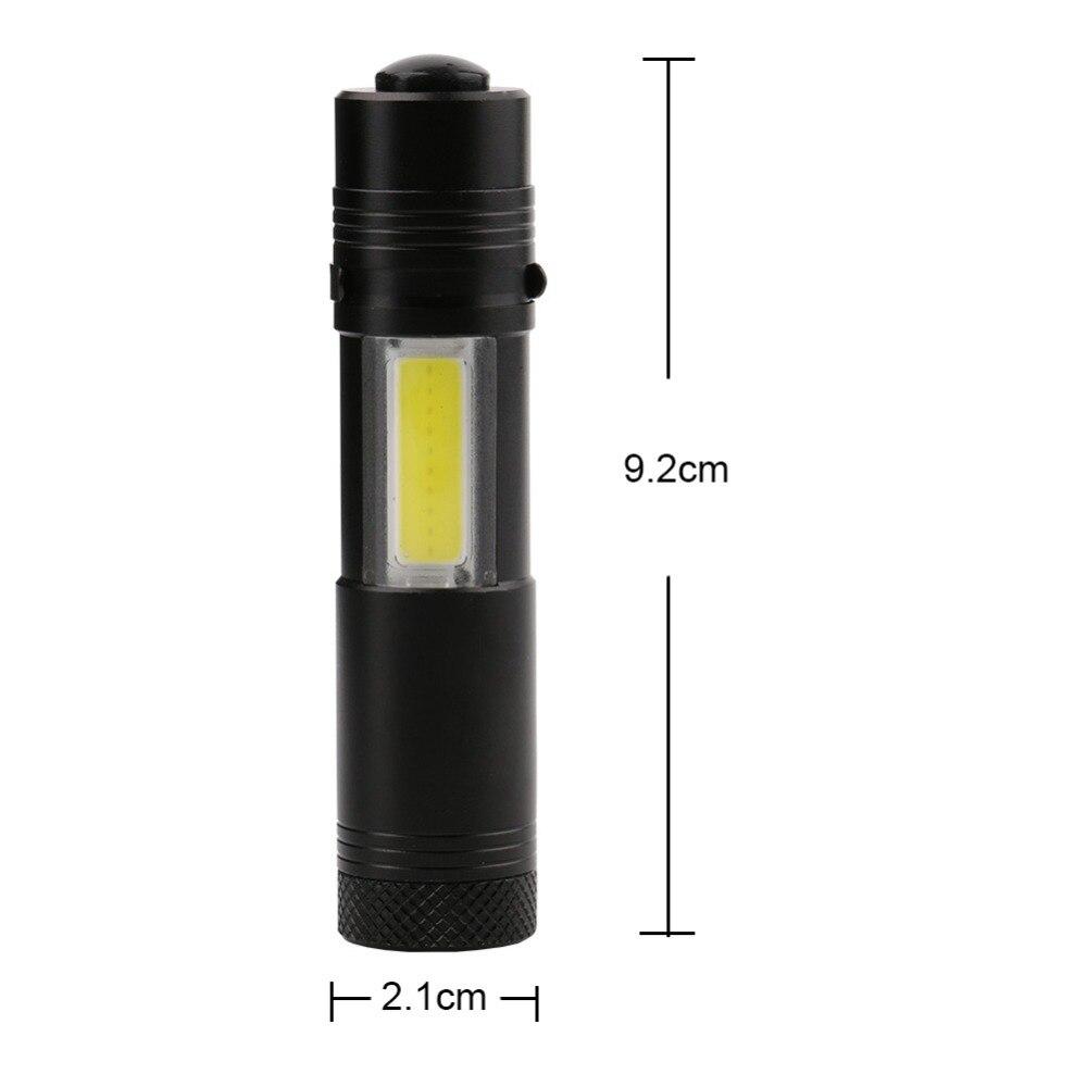 Lanternas e Lanternas use aa/14500 Função : Resistente a Choques