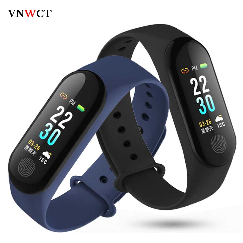 Brand Men watch Smart wristband Blood Pressure Sport Fitness Tracker Android Heart Rate Monitor Smart Bracelet ios women watches id115 smart watch fitness sport wristband watch for ios android iphone heart rate monitor tracker men women watch oled bracelet