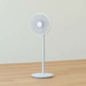 Image 4 - New XIAOMI MIJIA SMARTMI Standing Floor Fan 2 / 2S DC Pedestal Standing portable Fans rechargeable Air Conditioner Natural Wind