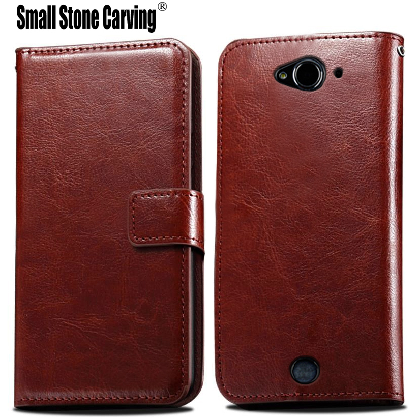 Newest Design 2017 For Digma Vox S504 3g Factory Price Luxury Cool Pu Leather Case Wallet Cover Flip Card Holder Jade White Phone Bags & Cases Flip Cases