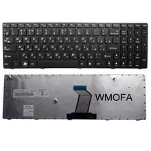 Russa PARA LENOVO V570 V570C V575 Z570 Z575 B570 B570A B570E V580C B580 B590A B590 B575E B570G B575 B575A RU teclado do laptop