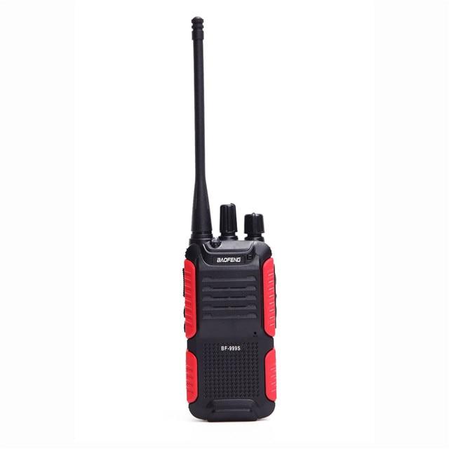 Baofeng BF 999S talkie walkie 888 s Version de mise à niveau Mini sans fil civil Portable auto conduite Tour sécurité talkie walkie