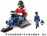 Xe máy ski sled xe trẻ em người lớn ice cát trượt tuyết sledge phân xe đẩy em bé sản phẩm là dưới một ẩn category