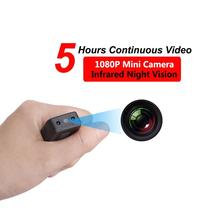 Camsoy Mini Night Vision Infrared Pen Camera Full HD 1080P Motion Detection Video Surveillance Camcorder Micro Security DVR DV