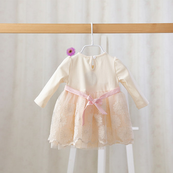 sweet and lovely princess dress clothes for baby girl 3