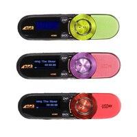 Top Đề 8 GB USB Đĩa Bút Ổ Đĩa USB LCD Máy Nghe Nhạc MP3 Ghi Âm FM Radio Micro SD/TF, đỏ/Xanh/Hồng
