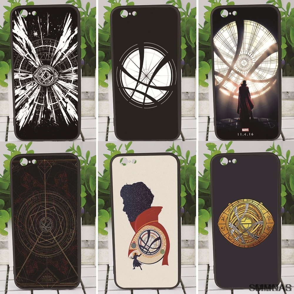 Doctor Strange Cover Iphone 5 8 Plus Soft Silicone Phone Cases For Iphone 7 6 6S Plus Luxury Ultra Thin
