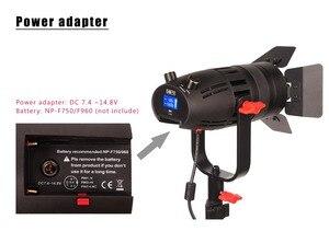 Image 4 - 1 шт., френель, безвентиляторсветильник Фокусируемый светодиодный светильник дневного света, 30 Вт