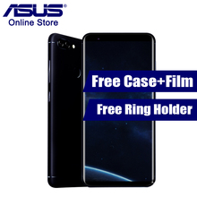 Newest Asus Zenfone Pegasus 4S Max Plus X018DC 5.7 inch+HD Full Sreen 18:9 Octa Core 3 Cameras Android 7.0 ZB570TL Mobile Phone(China)