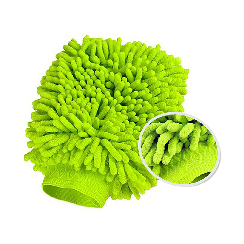 Bike Bicycle Washing Household Cleaning Rag Dishcloth Gloves Santi-static Clean Absorption Capacity Not Hurt The Paint Surface