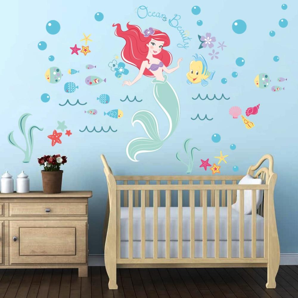 Online Get Cheap Mermaid Bathroom Decorcom Alibaba