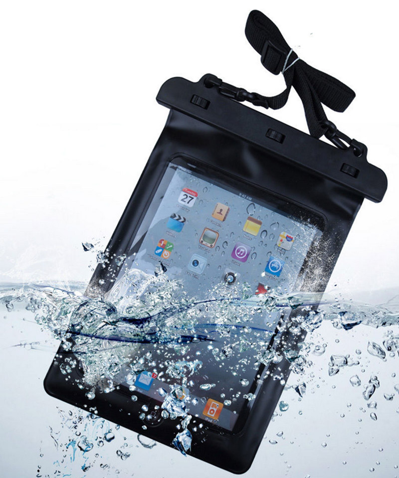 Black 100 Waterproof Pouch Dry Bag Sleeve Case High Quality Protection Carrying Bag font b For