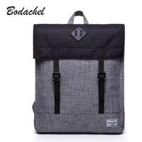 Bodachel Backpack Mochila Hombre Men S Backpack Male Bag College Student Waterproof 15 6 Inch Computer