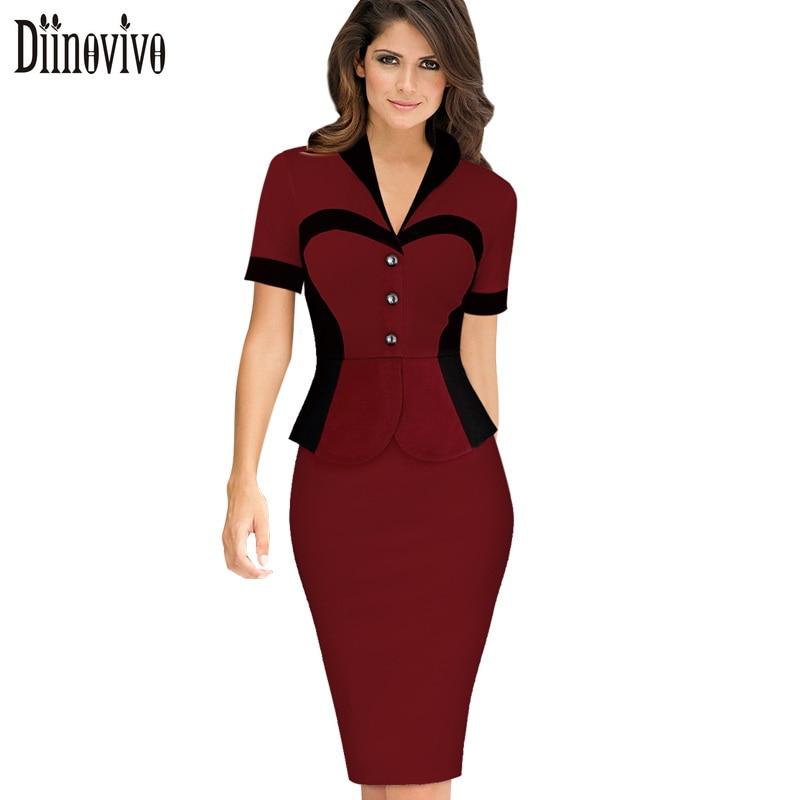 Online Get Cheap Career Dresses for Women -Aliexpress.com ...