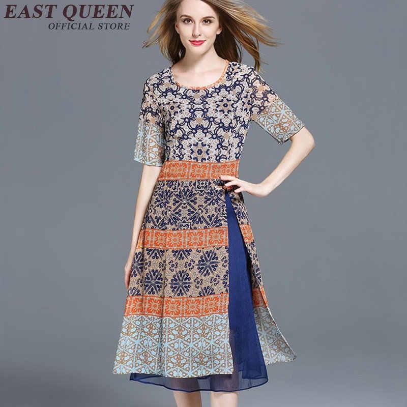 fea744a91 Hippie bohemian style dress hippie clothing women boho chic dresses NN0831 C