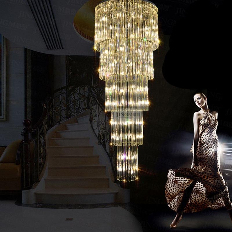 FUMAT Modern K9 LED Qonaq otağı Kristal Çilçıraqlar Kristal - Daxili işıqlandırma - Fotoqrafiya 3