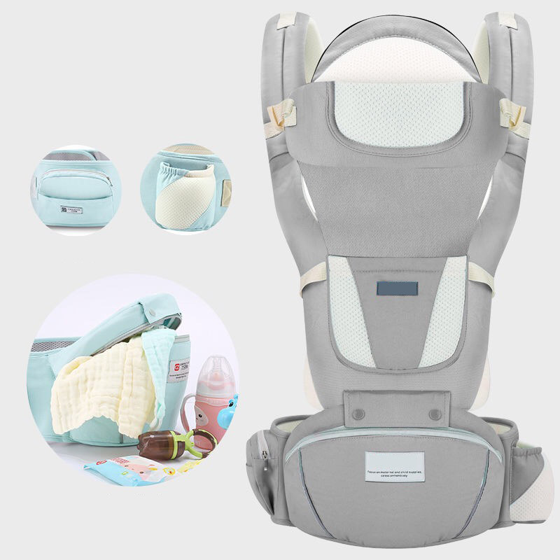 SeckinDogan Baby Carriers High Quality Safety Kangaroo Baby Bag Front Facing Months Baby Carrier Strap Soft Wrap SlingSeckinDogan Baby Carriers High Quality Safety Kangaroo Baby Bag Front Facing Months Baby Carrier Strap Soft Wrap Sling