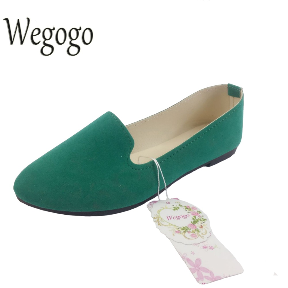 Plus Size Women Flats Candy Color Woman Loafers Spring Autumn Flat Shoes Women Zapatos Mujer  Summer Shoes Size 35-43 flat shoes women pu leather women s loafers 2016 spring summer new ladies shoes flats womens mocassin plus size jan6