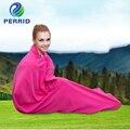 Sport Camping Accessories Sleeping Bag Women's Outdoor Fleece Sleeping Bags Envelope Bag Upset Warm Travel Sleep Bag
