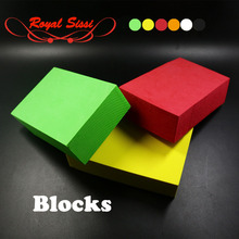 6colors Fly Fishing Bigger Foam Block size 1.6″X3.7″X5.7″ super fine own shapeable thickness float foam brick fly tying material