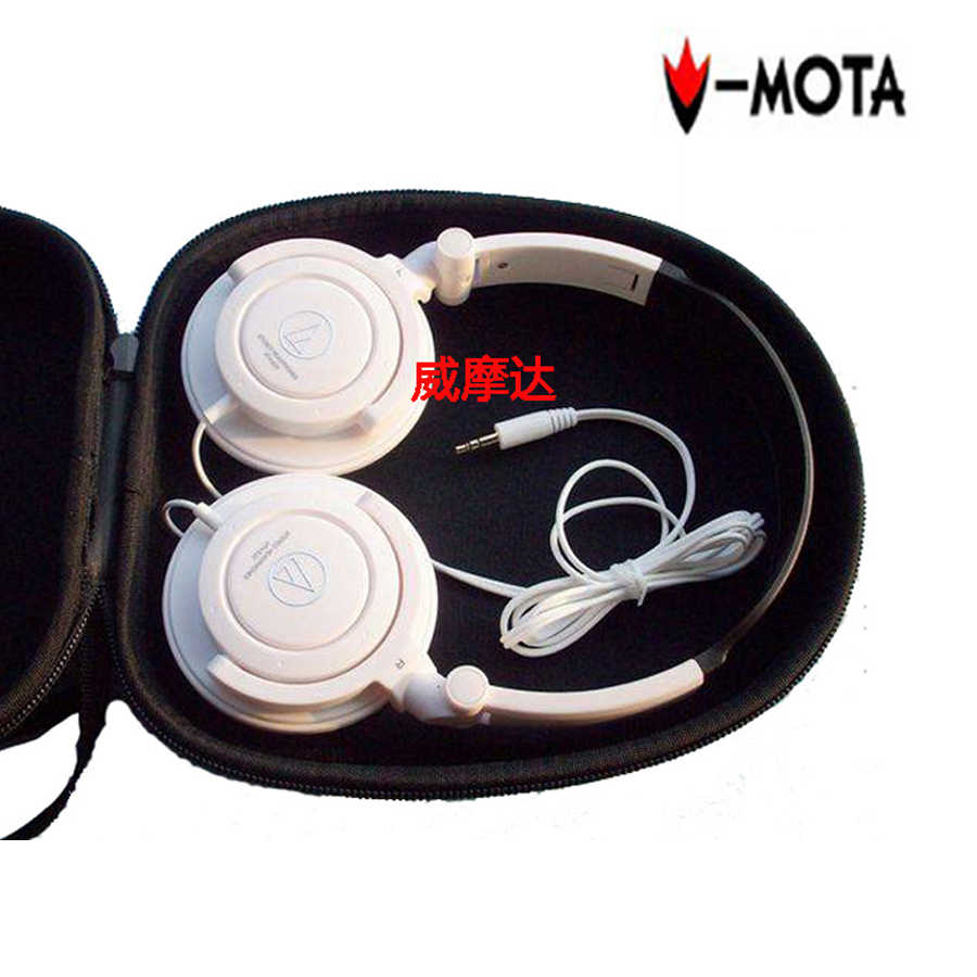 eb12e1bdd0a ... V-MOTA PXB Headphone Carry Case Box Hard Bag for GRADO SR325 RS1 RS2  For ...