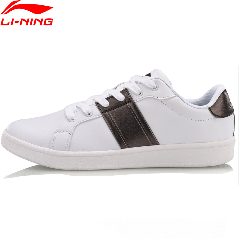 Li Ning Men LN ETERNITY Classic Walking Shoes Breathable LiNing Sports Shoes Wearable Leisure Sneakers AGCN051