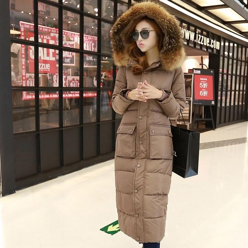 Wadded Jacket Female 2015 New Women's Winter Jacket Cotton Padded Outerwear Slim Parkas Ladies Coat Plus Size L-4XL WY090