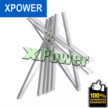 Free shipping 10pcs 130*3mm D axle DIY stainless steel long rod shaft/model frame accessories  цена и фото