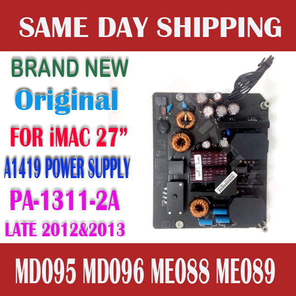 New 300W Power Supply PA-1311-2A for iMac 27 A1419 MD095 MD095 2012