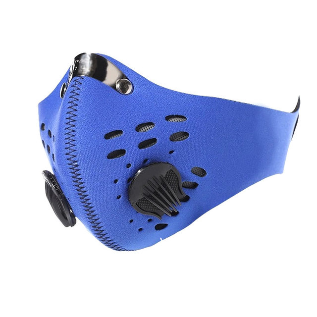 New Arrivals One Size Bike Bicycle Sport Riding Neck Warm Protect Face Mask Dustproof Guard mascara ciclismo Cycling Accessories 4