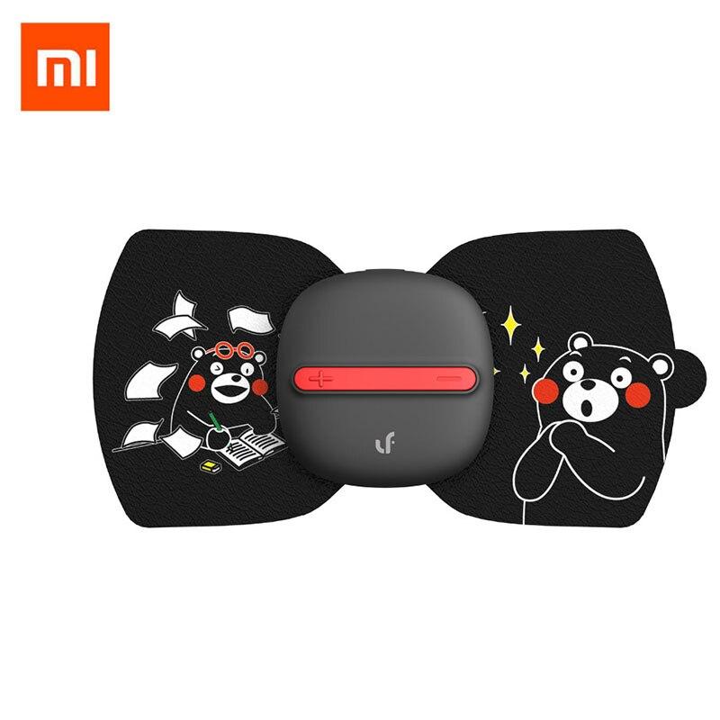 2019 nuevo Xiaomi si portátil estimulador eléctrico masajeador pegatinas magia de terapia de masaje para oficina trabajador regalo de cumpleaños