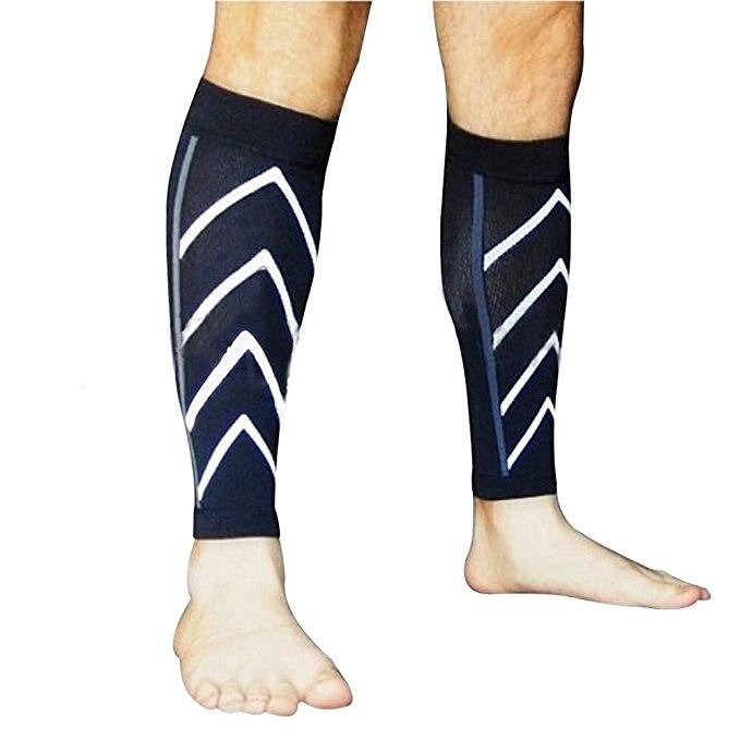 david angie Unisex Calf Compression Sleeves Men Women Leg Support Shin Guard for Shin Splint,Blood Circulation 20-25mmHg,1Y53772
