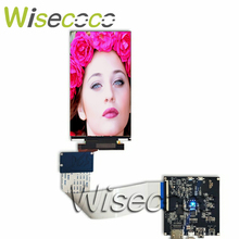 display hdmi to mipi board 5.5 inch 4K 2160*3840 lcd module for VR AR Hmd 3D printer diy project