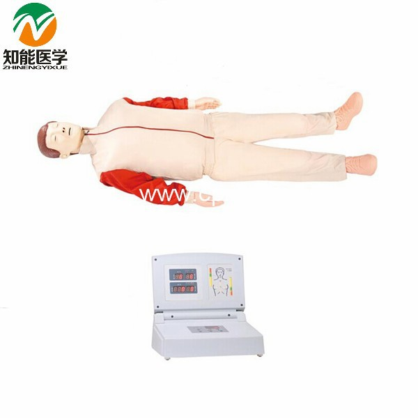 BIX/CPR280 CPR Training Model Full Functional Electronic CPR Manikin bix h2400 advanced full function nursing training manikin with blood pressure measure w194