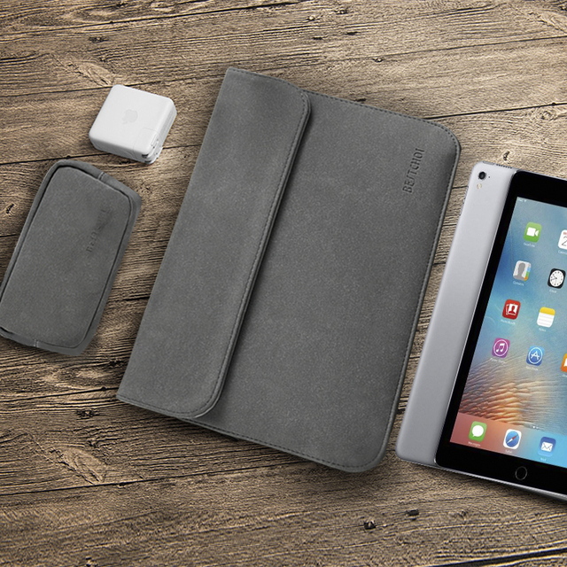 BESTCHOI New Matte Tablet Laptop Sleeve for Apple iPad Pro 12.9