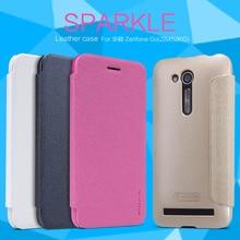 For Asus Zenfone Go (ZB452KG) case Nillkin Sparkle case for ASUS ZB452KG phone cases protective back cover case