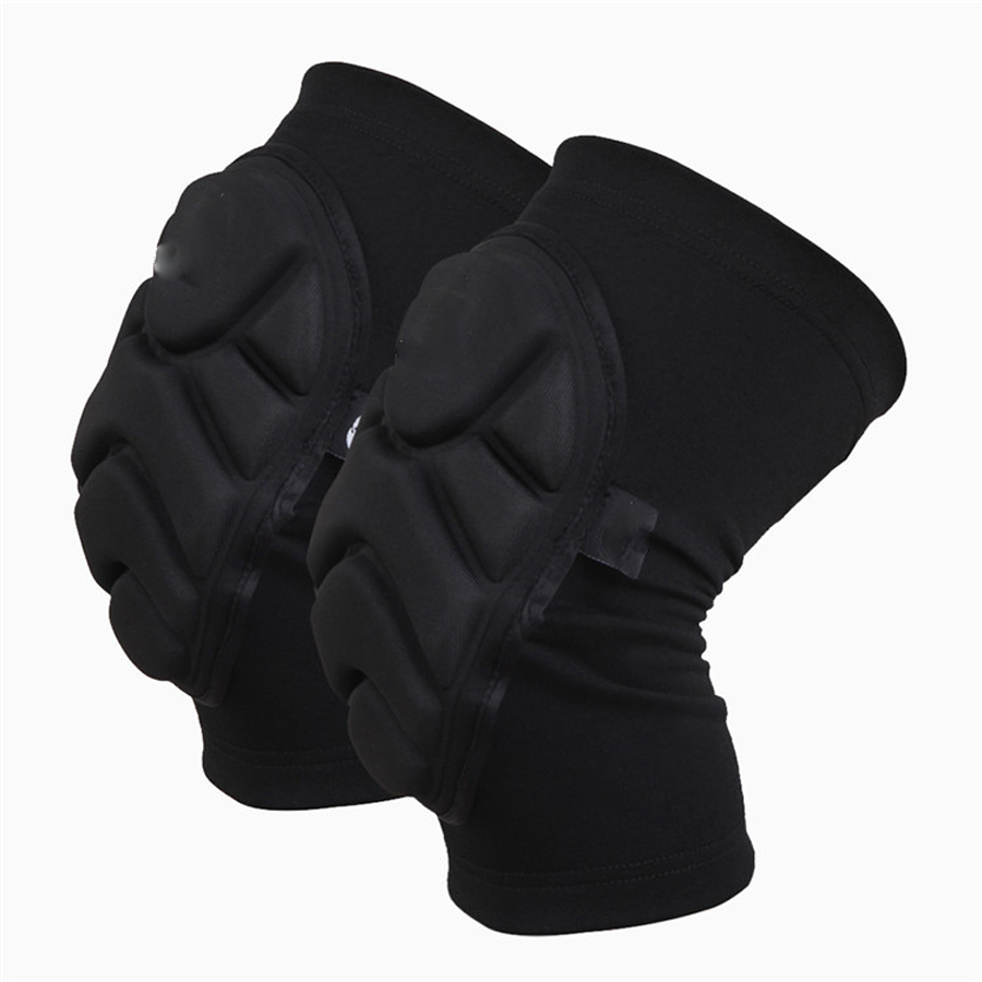Outdoors Safety Protection Knee <font><b>Pads</b></font> Extreme Volleyball Basketball Kneepad Cycling Protector <font><b>For</b></font> Men Women 1 pair