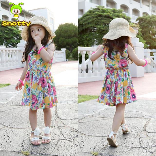 ea21f2ce30a0 Fashion stylesh kids designer clothes child baby dress model ...
