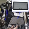 2018 neue Für Yamaha MT-07 FZ-07 MT07 FZ MT 07 Kühlergrill Wache Cover Schutz Qualität Aluminium  anstelle von Eisen