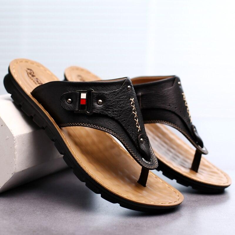 Καλοκαιρινά παπούτσια Ανδρικά - Ανδρικά υποδήματα - Φωτογραφία 4